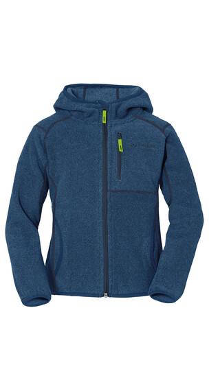 VAUDE Katmaki Fleece Jacket Kids fjord blue